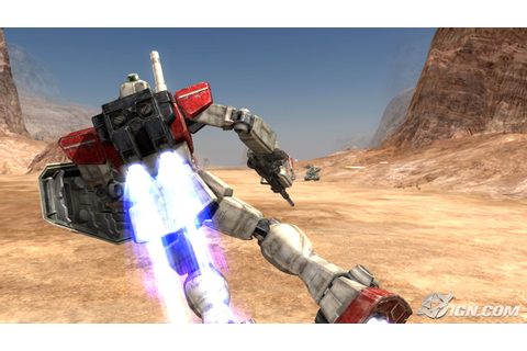 MOBILE SUIT GUNDAM Target In Sight (PS3) | Beyond3D Forum