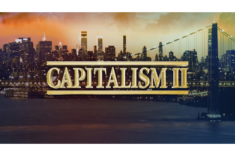 Capitalism 2 - Download - Free GoG PC Games