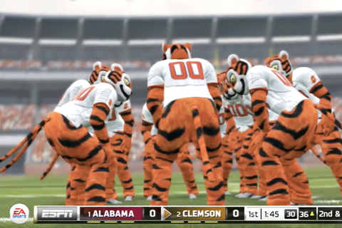 What NCAA Football 19 team ratings might've looked like ...