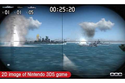 Steel Diver Preview for Nintendo 3DS - Cheat Code Central