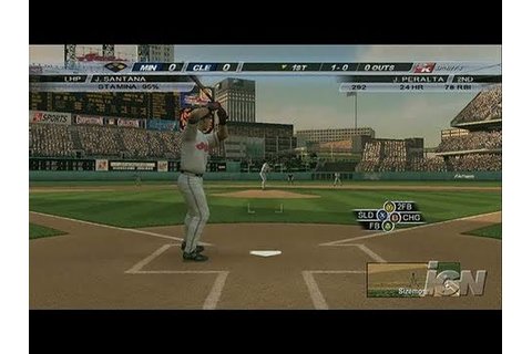 Major League Baseball 2K6 Xbox 360 Gameplay - The - YouTube