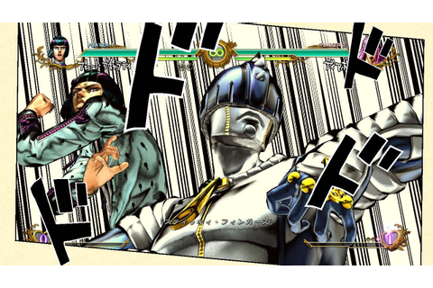 JoJo's Bizarre Adventure: All-Star Battle (PS3 ...