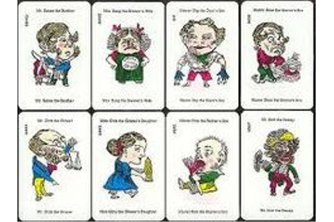 ... card game | fav | Pinterest | Happy families card game, Game and