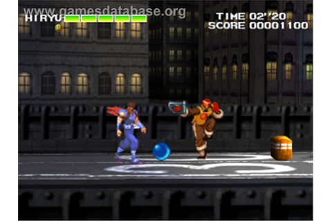Strider 2 - Sony Playstation - Games Database
