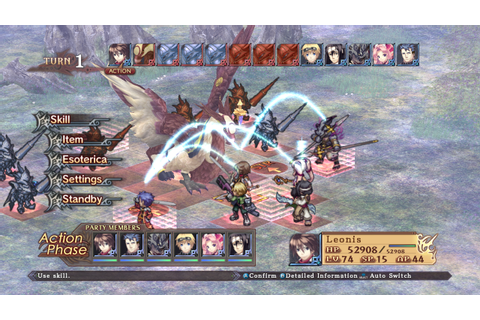 RPG Record of Agarest War Zero - Android Apps on Google Play