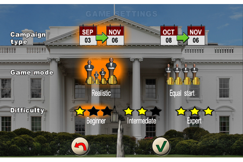 Download The Race for the White House Full PC Game