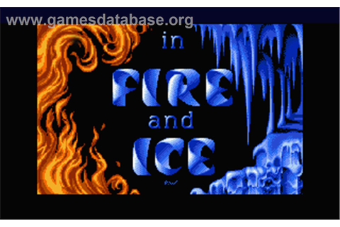Fire and Ice - Atari ST - Games Database