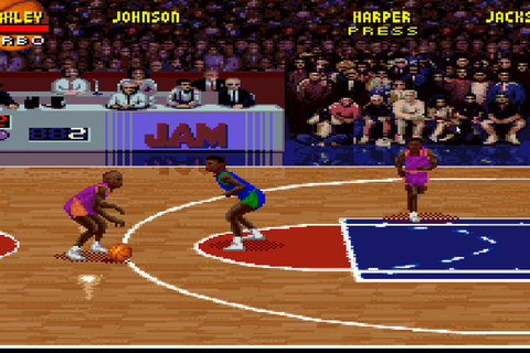 NBA Jam's mythical Michael Jordan version may yet survive ...