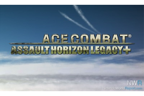 Ace Combat: Assault Horizon Legacy+ - Game - Nintendo ...