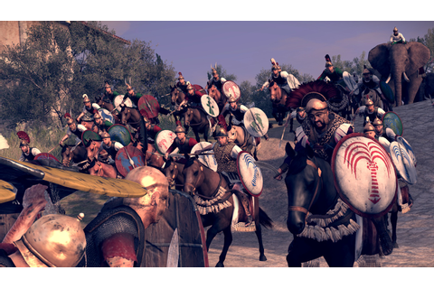 Total War: Rome II - Hannibal at the Gates - Games.cz
