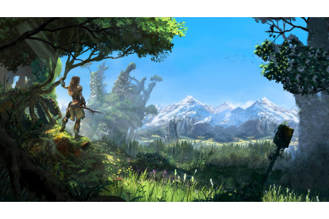 Horizon Zero Dawn 2016 Game Wallpapers | HD Wallpapers ...