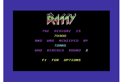 Download Batty (Commodore 64) - My Abandonware