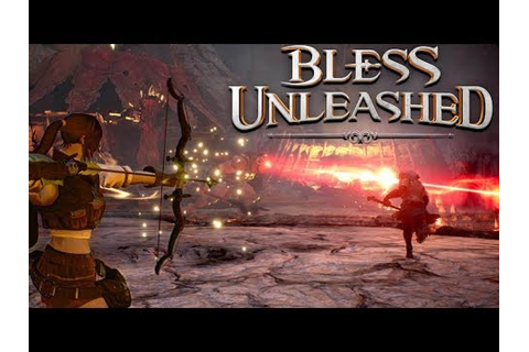 Bless Unleashed | Closed Beta Gameplay | (Xbox One) - YouTube