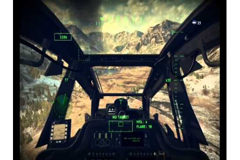 AH 64 Apache Air Assault PC Gameplay - YouTube