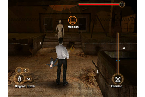 Constantine PC Game Download | Games Kaztro