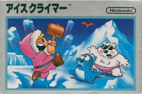 Ice Climber — StrategyWiki, the video game walkthrough and ...