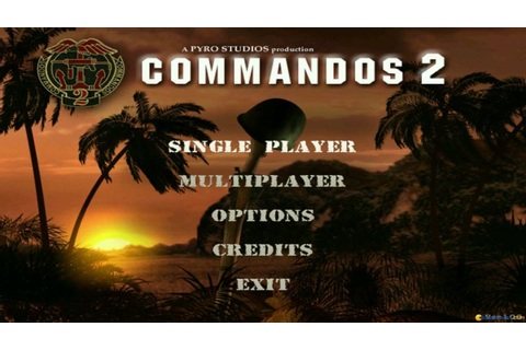 Commandos 2: Men of Courage gameplay (PC Game, 2001) - YouTube