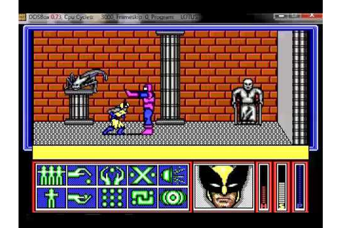 game play the X Men Madness in Murderworld - YouTube