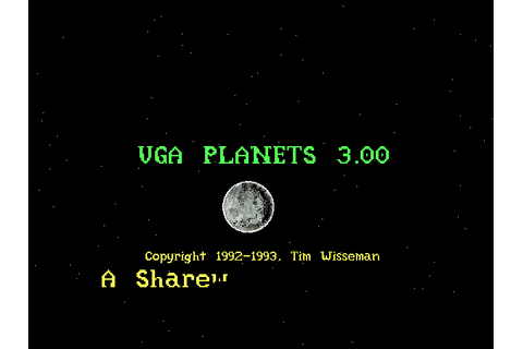 VGA Planets : Free Borrow & Streaming : Internet Archive