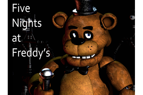 Five Nights at Freddy's DEMO 1.13 file - Indie DB