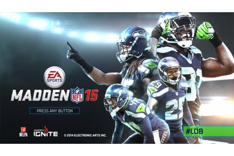 Madden 15 Review Part 1: Presentation and Gameplay