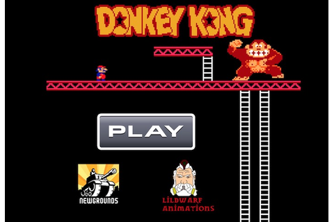 Donkey Kong Game Play Online - Unblocked Games