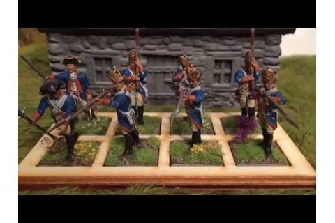 Another Quick Update on Hessian Plastics (Warlord Games ...