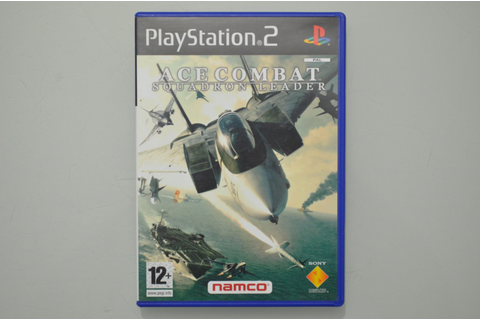 Ps2 Ace Combat Squadron Leader | Playstation 2 Games ...