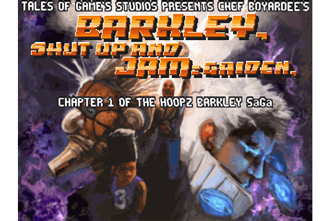 Super Adventures in Gaming: Barkley, Shut Up and Jam ...