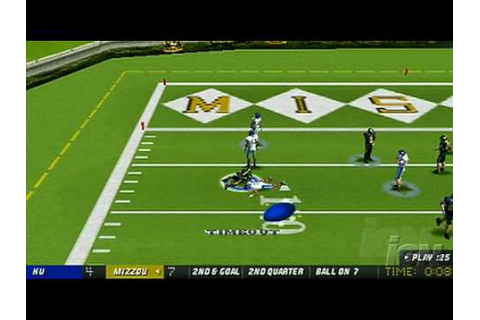 NCAA Football 09 PSP Game Download - YouTube