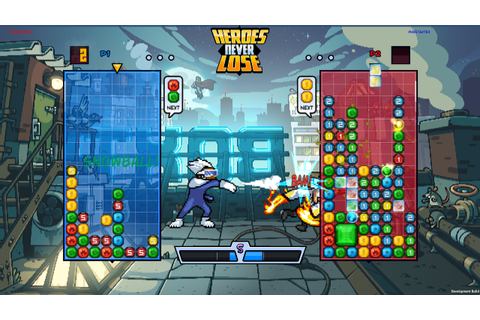 Heroes Never Lose: Professor Puzzler's Perplexing Ploy