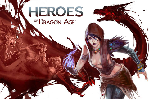 EA jumps on the RPG bandwagon: Heroes Of Dragon Age coming ...