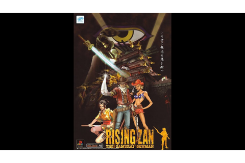 Rising Zan - The Samurai Gunman [PS1] [HD] Gameplay - YouTube