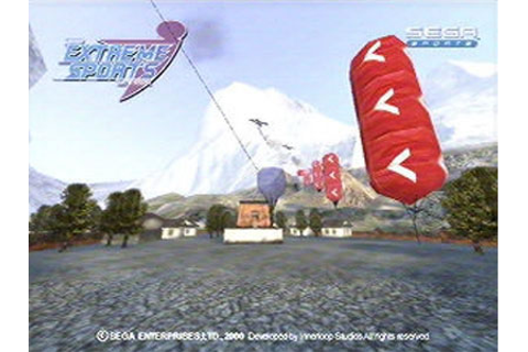 Sega Extreme Sports Review for Dreamcast (2000) - Defunct ...