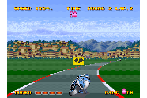 Riding Hero (1990) by SNK Neo-Geo game