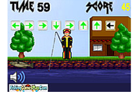 Play Fishing Champion game online - Y8.COM