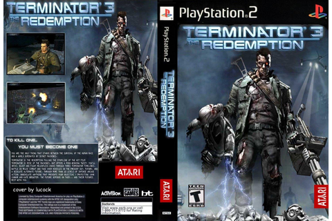Download Game Terminator 3 - The Redemption PS2 Full ...