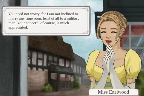 Regency Love (iOS) – GameCola
