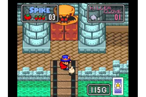 The Twisted Tales of Spike McFang Review (SNES): Remote ...