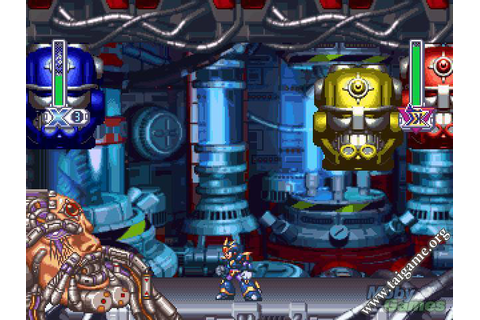 Megaman X4 (Rockman X4) - Download Free Full Games ...