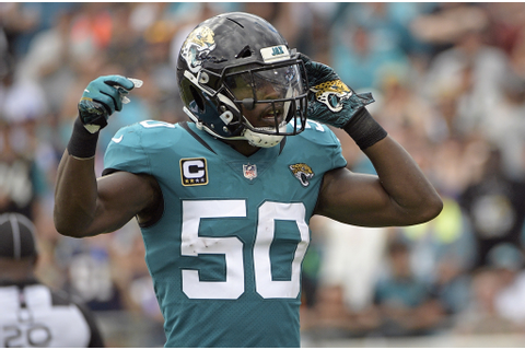 Jaguars star Telvin Smith announces he won't play during ...