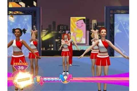 All Star Cheer Squad 2, All Star Cheerleader 2 - Wii ...