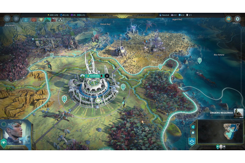 Buy Age of Wonders: Planetfall Steam PC Game | Steam Download