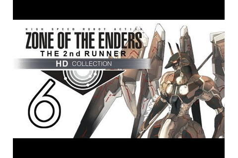 Let's Play Zone of the Enders: The 2nd Runner [6] - YouTube