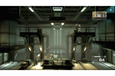 Shadow Complex Remastered coming to PS4, Xbox One; free ...
