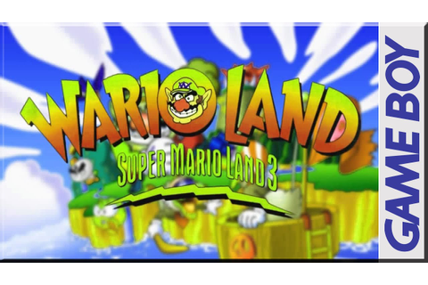 Wario Land - Super Mario Land 3 - Full Game 100% ...