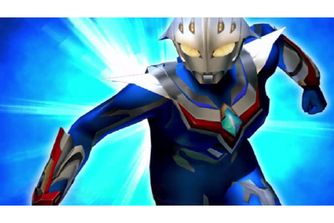 Ultraman Nexus - Junis Blue Battle Mode ★ Play ウルトラマンネクサス ...