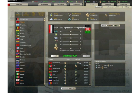 Arsenal of Democracy: A Hearts of Iron Game - galeria ...
