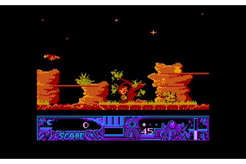 Twinworld: Land of Vision (1990) by Blue Byte Amstrad CPC game
