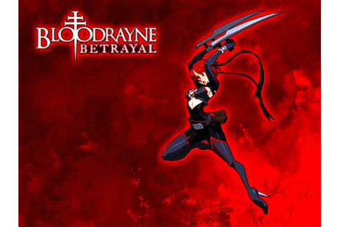 Bloodrayne Betrayal - Sanguine Nightmare Cover - YouTube